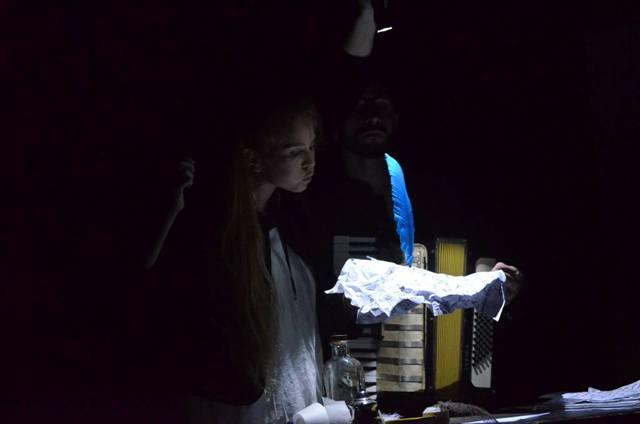 <!--:es-->Estrena de Scriptorium, per la companyia Vudú Teatro<!--:-->