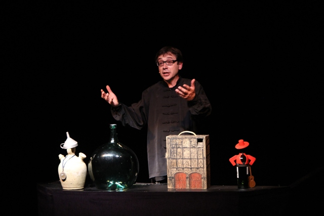 'Gaudeamus', de la Chana Teatro. Foto de Maria Khan