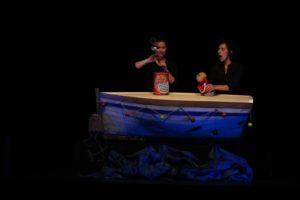 'En Martí i el siurell màgic', de Disset Teatre. Foto de Maria Khan.