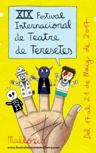 XIX Festival Internacional de Teatre de Teresetes, Palma de Mallorca