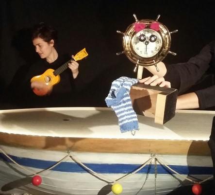 'En Martí i el siurell màgic', de Disset Teatre