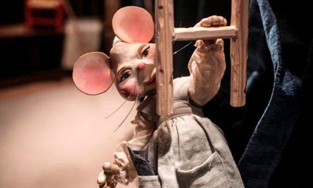 'Greta la Rateta… que escombrava l'escaleta', nou espectacle d'Eugenio Navarro, a La Puntual