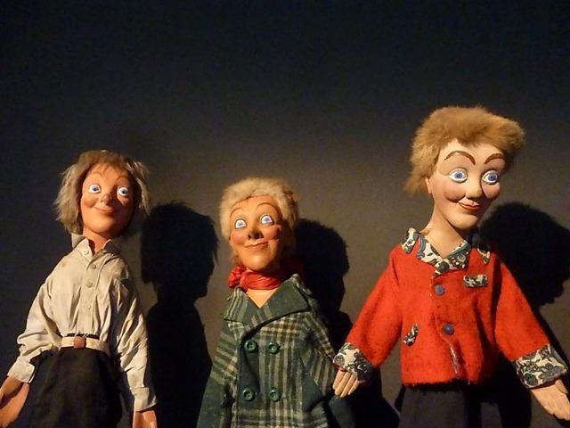 Cicle de visites guiades al Museu de les Arts Escèniques de l'Institut del Teatre