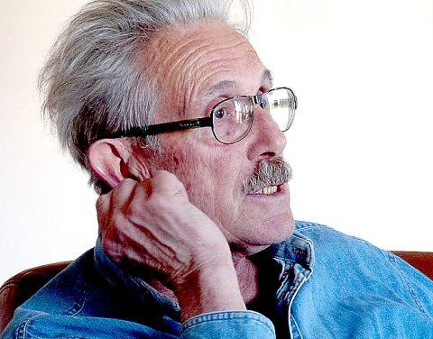 Joan Baixas rep el Premi d'Honor dels Premis FAD Sebastià Gasch 2017. Roger Bernat, l'altre gran premiat