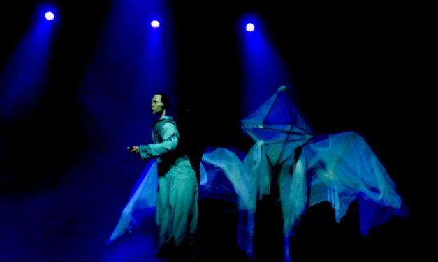 ESTRENA DE GRI-GRI INAUGURANT EL FESTIVAL RÒMBIC DE TITELLES, per Damià Barany