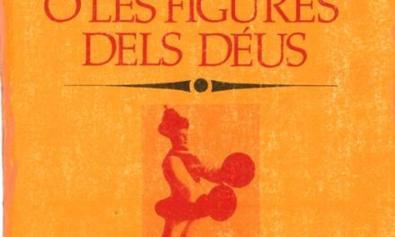 """APROXIMACIÓ AL LLIBRE DE MARYSE BADIOU: """"L'OMBRA I LA MARIONETA O LES FIGURES DELS DÉUS"""", PER DAMIÀ BARBANY"""