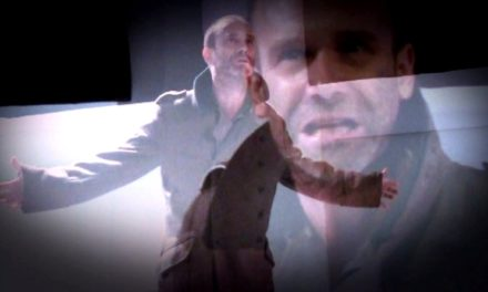 Andreu Carandell en 'Un fill del nostre temps', de Ödön von Horvath, al Teatre La Vilella