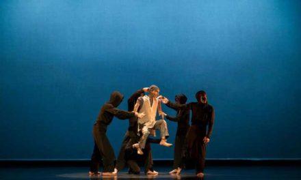 La companyia Zero en Conducta inaugura el Festival Titirimundi de Segovia amb 'Eh man Hé – La mecánica del alma'
