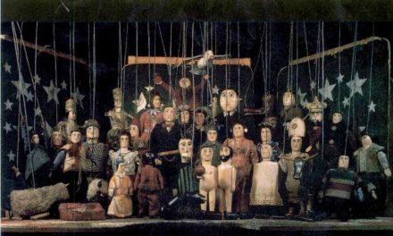 Inés Pasic i els Bonecos de Santo Aleixo al Teatre Josep Maria de Sagarra, de Santa Coloma de Gramenet.  '¡Ay! ¡Ya!' de  Macarena Recuerda Shepherd, a la Sala Hiroshima