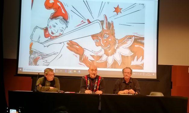 Primer documental de 'La Revolta dels Titelles', presentat al Centre Cultural Albareda