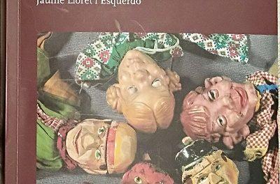 I – Festitíteres: presentació del llibre 'Els titelles al País Valencià', de Jaume Lloret i Esquerdo