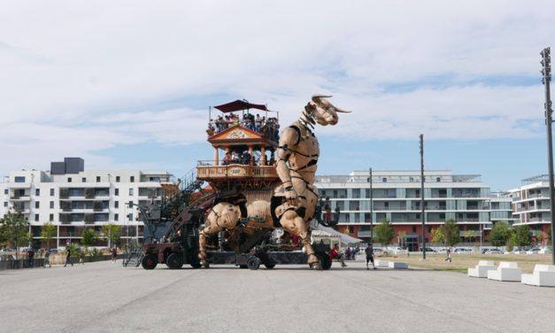 Un dia a Toulouse: la Halle de la Machine, Cabo San Roque i Zero en Conducta, per Oriol Ferre