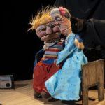 'Retrats presents. Historietes dels nostres avis', per la cia. Naku BCN, a la Sala Fènix
