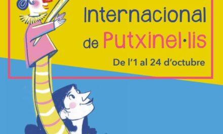 16ª edició del Festival Internacional de Putxinel·lis a La Puntual: Paz Tatay, Sara Henriques, Irena Vecchia i Analía Sisamón