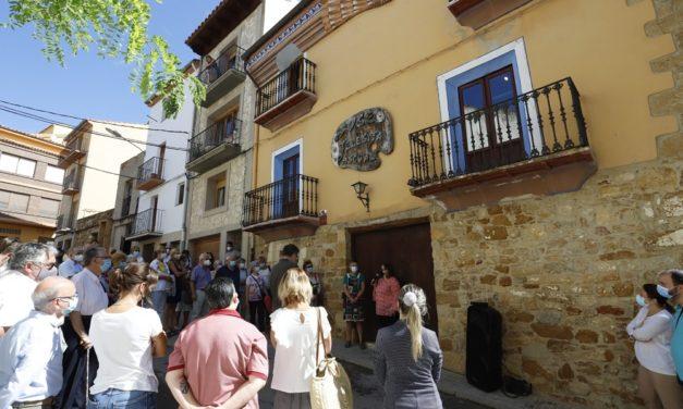 La Estrella i l'Ajuntament de Benassal (Castelló) obren la Casa-Museu Teresita Pascual dedicada a la família Pascual Miralles