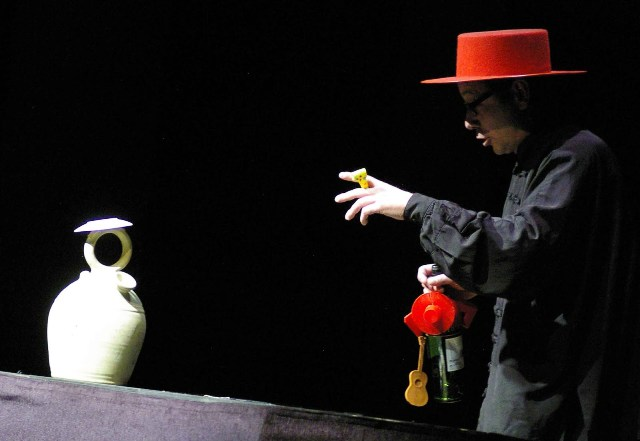 El XIX Festival Internacional de Teatre de Teresetes. Espectacles I Part: La Chana, Disset Teatre i Desuète. Ombres a Mallorca