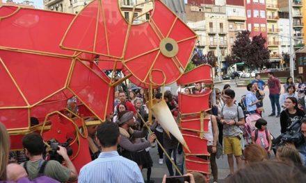Alguns espectacles de la Fira de Titelles de Lleida, III Part: Homenatge a Jordi Bertran, 6º Below Nothing, Haithi, tres espectacles de carrer, els 40 anys de La Tartana, exposició Victordiminutmon