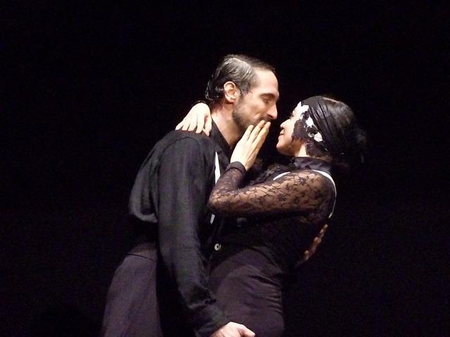 Èxit de públic i d'assistents a les Jornades professionals de la Fira de Titelles de Lleida. Espectacles al Cafè Teatre de l'Escorxador: 'La Dernière Danse de Brigitte' i 'Men in Coats'