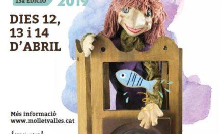 13a Mostra Internacional de Titelles de Mollet