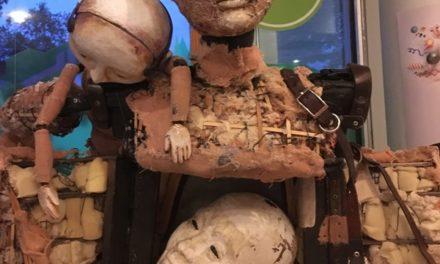 FIAMS 2019, el Festival International des Arts de la Marionnette à Saguenay, al Quebec, Canadà, per Oriol Ferre