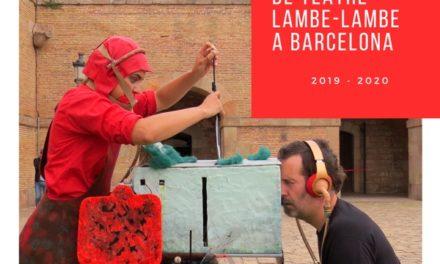 I CICLE INTERNACIONAL DE TEATRE LAMBE-LAMBE A BARCELONA