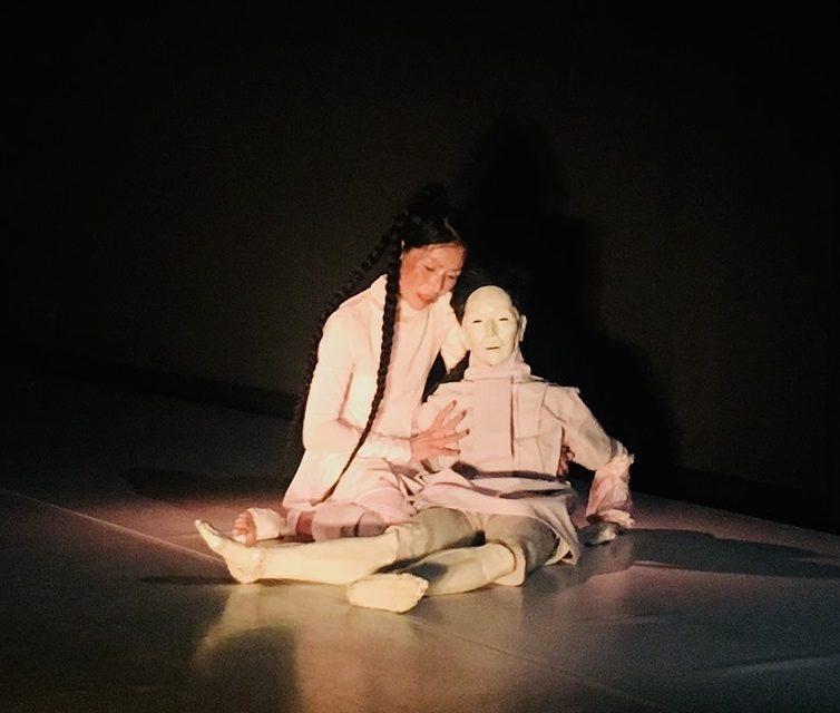 III – IF Barcelona 2019: Minako Seki amb 'Human Form II – Puppets'