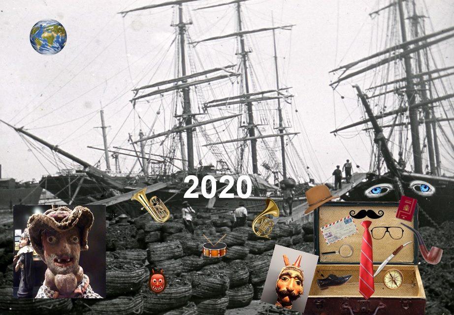 Els molls de descàrrega del 2020. Congrés d'UNIMA a Bali i Estudi del Sector a España.
