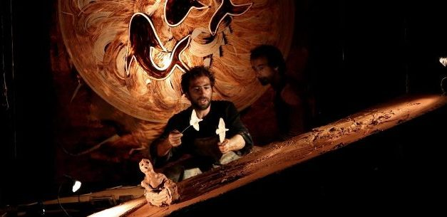 'Géologie d'une fable', de la companyia libanesa Collectif Kahraba, al Teatre Lliure. Entrevista a Éric Deniaud
