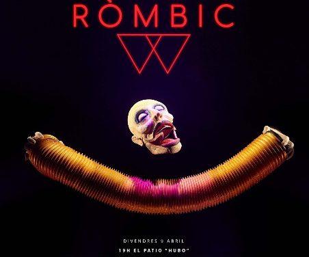 Rombic 2021: VII Festival de Teatre de Titelles per a Adults de Barcelona – dies 9 i 10 d'abril