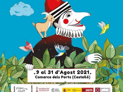 Arriba el 5è Festival Internacional de Titelles Portsxinel·la a 16 poblacions de Castelló